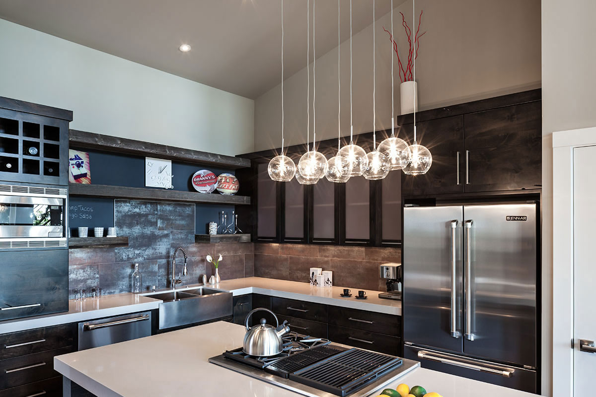 Five Great Lighting Options for Your Kitchen
