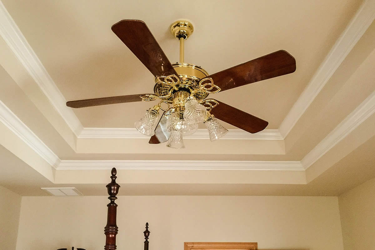 Simple Ceiling Fan Hacks to Save Money and Energy Bills