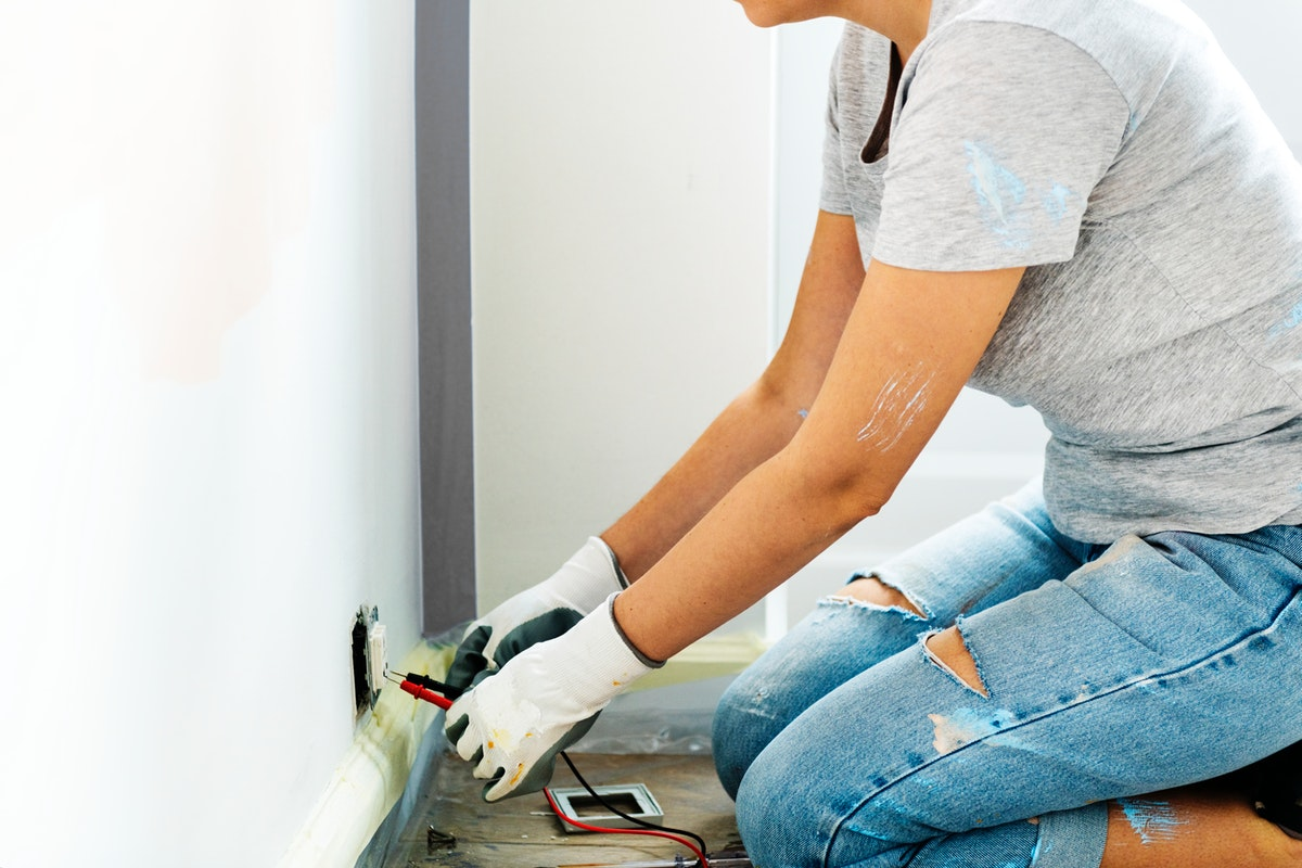 Home Improvement projects where you need to hire an Electrician