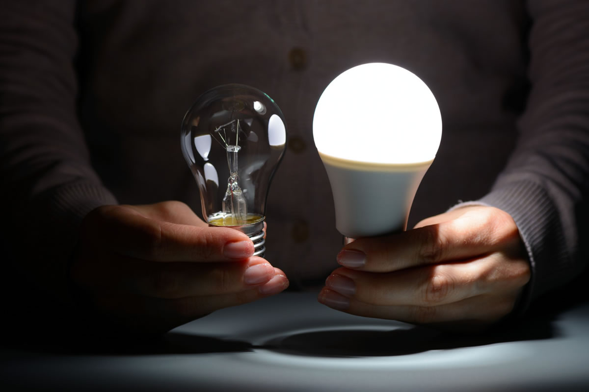 Four Simple Tips to Encourage Sustainable Lighting in Your Home