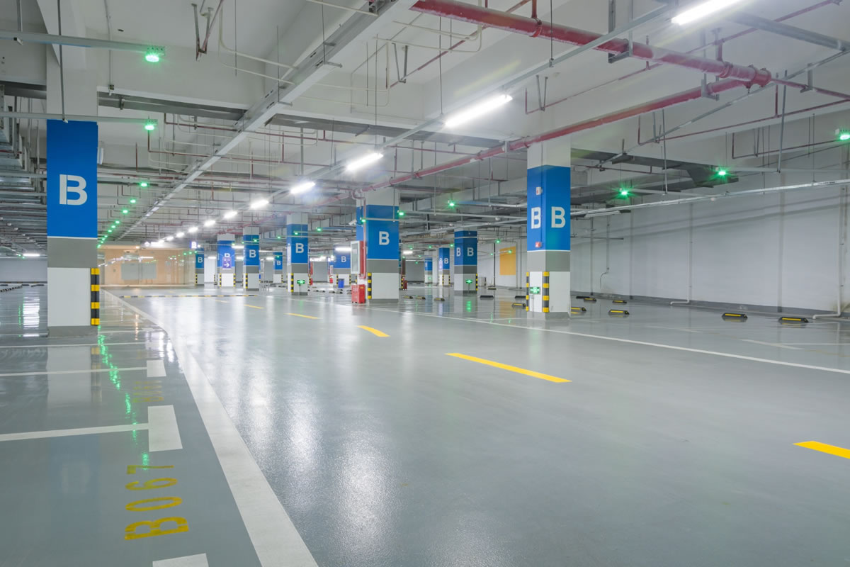 Four Tips for Adding Lighting Your Parking Lot